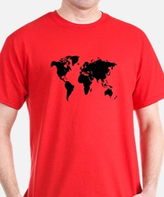 3-world T-Shirt