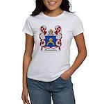 Zienowicz Coat of Arms Women's T-Shirt