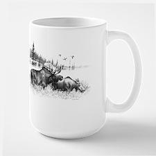 Moose Large Mug