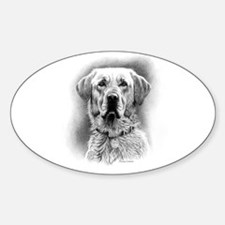 Yello Lab Decal