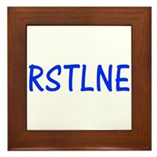RSTLNE Framed Tile