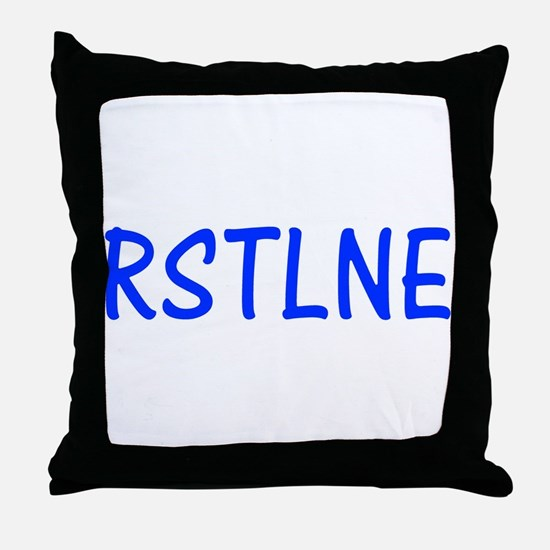 RSTLNE Throw Pillow