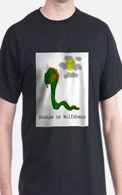 Wolfsbane Black T-Shirt