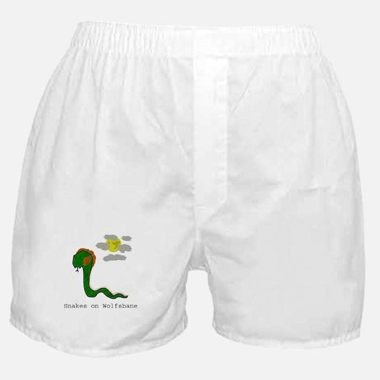 Wolfsbane Boxer Shorts