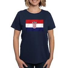 Flag of Croatia Tee