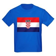 Flag of Croatia T