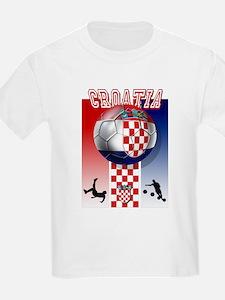 Croatian Football T-Shirt