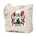 Zapolski Coat of Arms Tote Bag