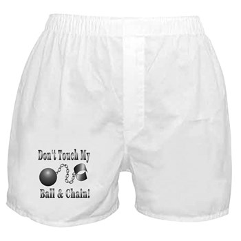 Ball And Chain Boxer Shorts