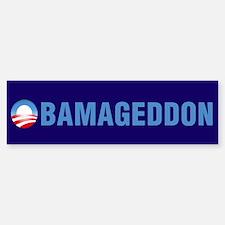 Obamageddon Bumper Bumper Sticker