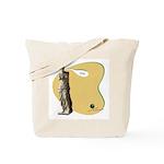 Venus de Knitting Tote Bag