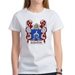 Zaglobski Coat of Arms Women's T-Shirt