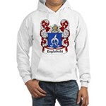 Zaglobski Coat of Arms Hooded Sweatshirt