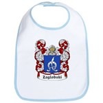 Zaglobski Coat of Arms Bib