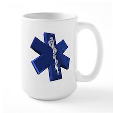 Star of Life Logo Mug