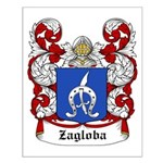 Zagloba Coat of Arms Small Poster