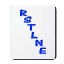 RSTLNE Diag Mousepad