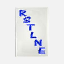 RSTLNE Diag Rectangle Magnet