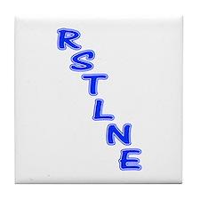 RSTLNE Diag Tile Coaster