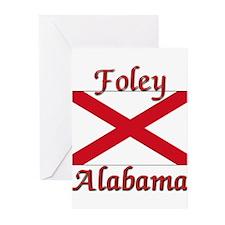 Foley Alabama Greeting Cards (Pk of 10)