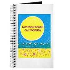 Mission Beach California Journal