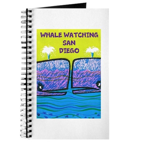 Whale watching SAN DIEGO Journal