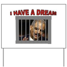 HOLDER JUSTICE Yard Sign