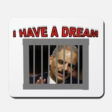 HOLDER JUSTICE Mousepad