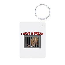 HOLDER JUSTICE Keychains