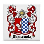 Wyszogota Coat of Arms Tile Coaster