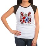 Wyszogota Coat of Arms Women's Cap Sleeve T-Shirt