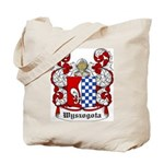 Wyszogota Coat of Arms Tote Bag