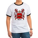 Wydra Coat of Arms Ringer T