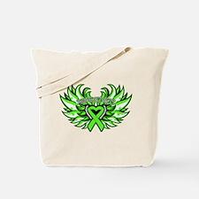 Non-Hodgkins Lymphoma Wings Tote Bag
