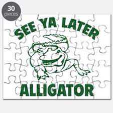 See Ya Later Alligator Puzzle