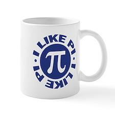 I Like Pi Mug