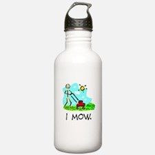 I Mow Water Bottle - Stainless 1.0L