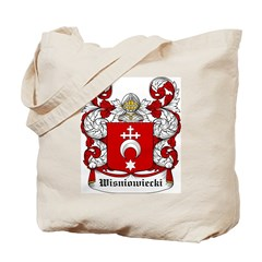 Wisniowiecki Coat of Arms Tote Bag