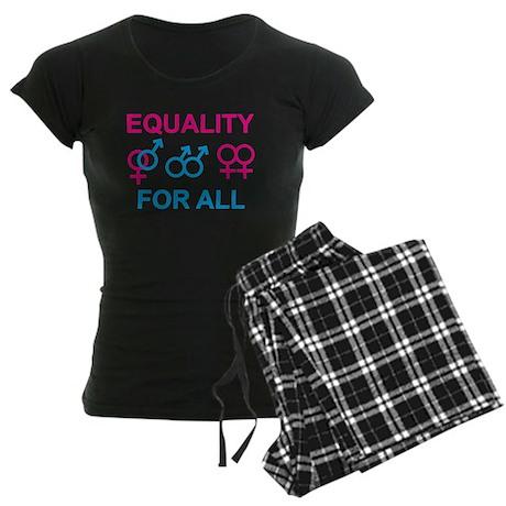 Equality Women's Dark Pajamas