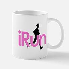 iRun in Pink Mug