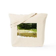 Creek Run Tote Bag