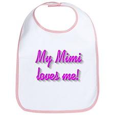 Mimi love Bib