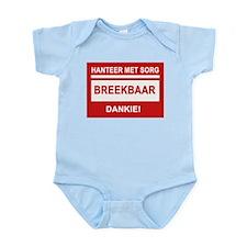 Breekbaar Infant Creeper