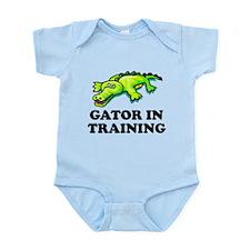 Gator In Training Infant Bodysuit