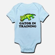 Gator In Training Infant Bodysuit
