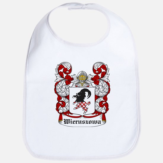Wieruszowa Coat of Arms Bib