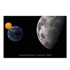 Venus Transit Postcards (Package of 8)