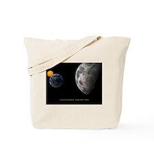 Venus Transit Tote Bag