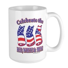 USA/Patriotic Kitty Cats Mug