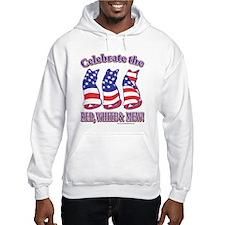 USA/Patriotic Kitty Cats Hoodie